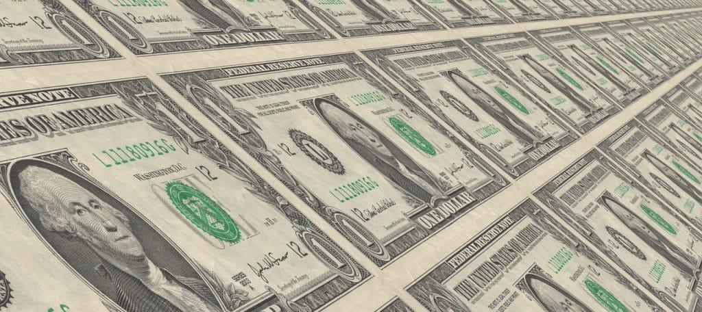 us dollars greenbacks