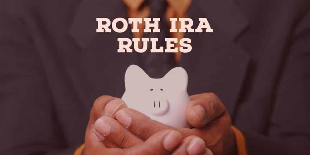 roth ira withdrawal rules retirement piggy bank