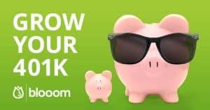 blooom grow your 401k