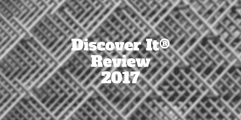 discover it review 2017