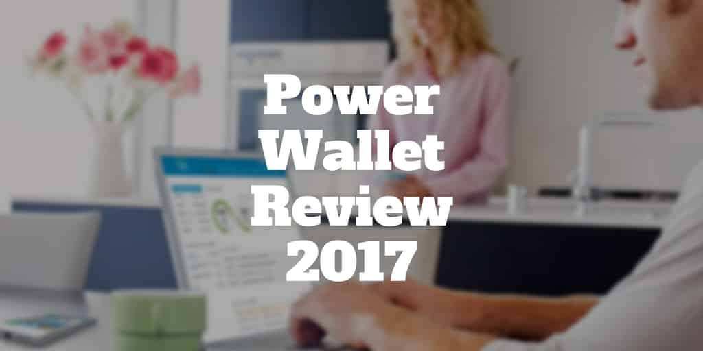 power wallet review 2017