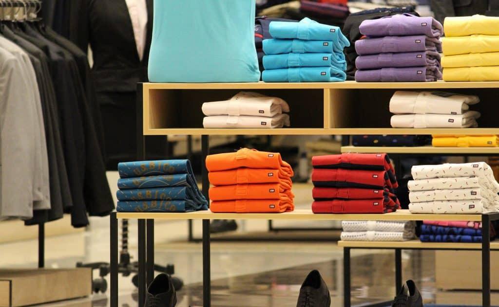 tshirt retail