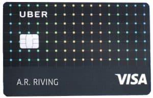 Uber Visa Credit Card Review 4 Rewards Dining Out