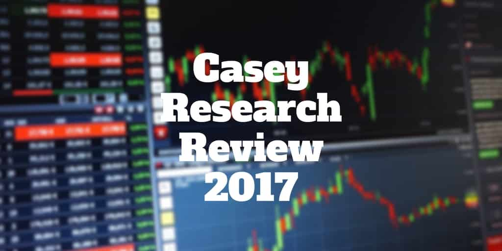 casey research review 2017