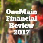 onemain financial review 2017