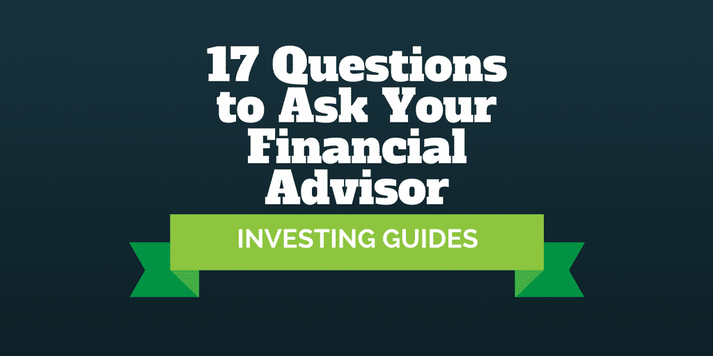questions for your financial advisor