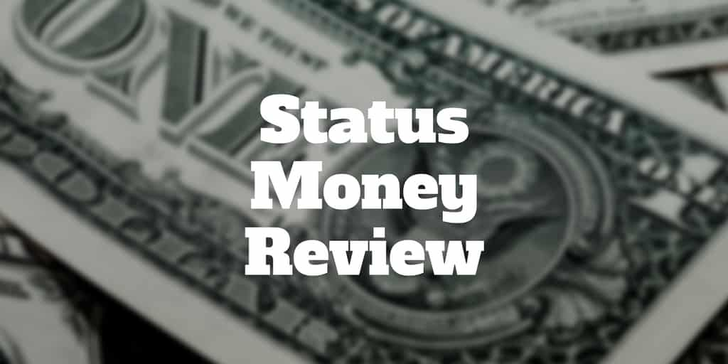 status money review