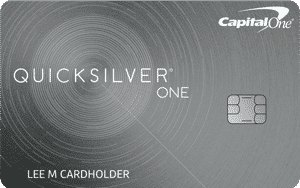 capital one quicksilver one card