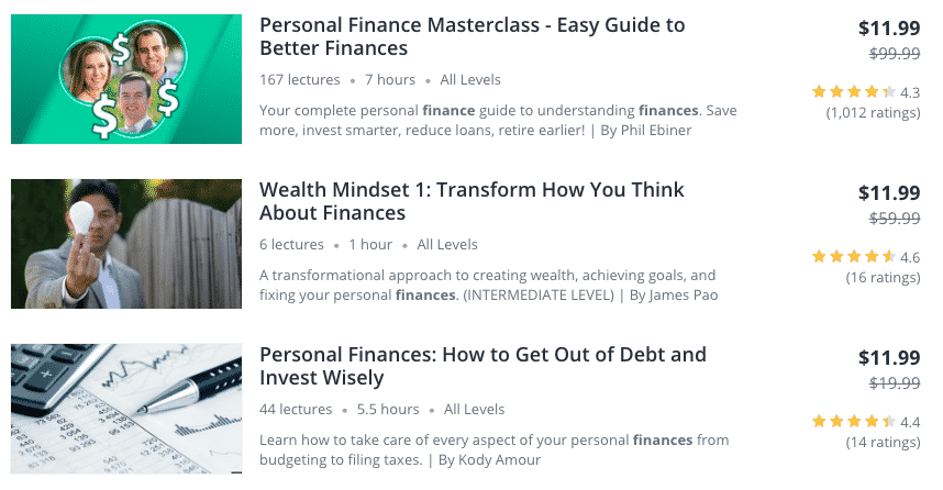 Simplilearn vs Udemy Comparison | Investormint