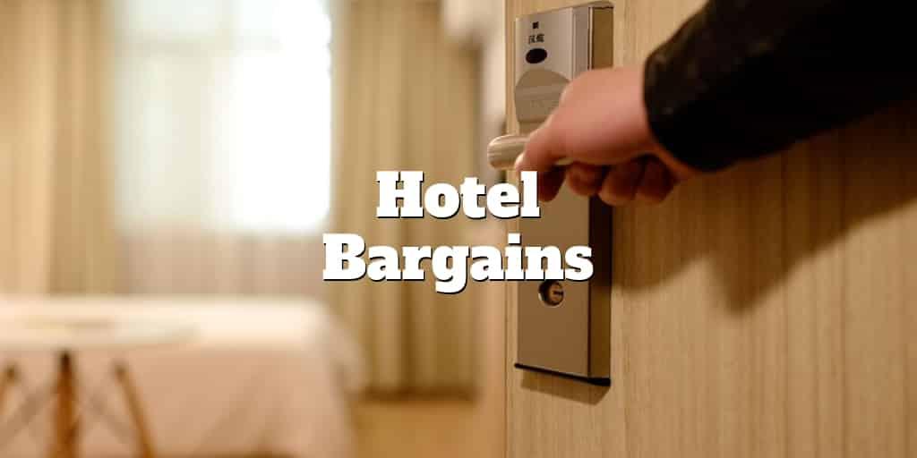 hotel bargains